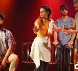 Aula show de teatro gratuita, oferecida pela Forum School